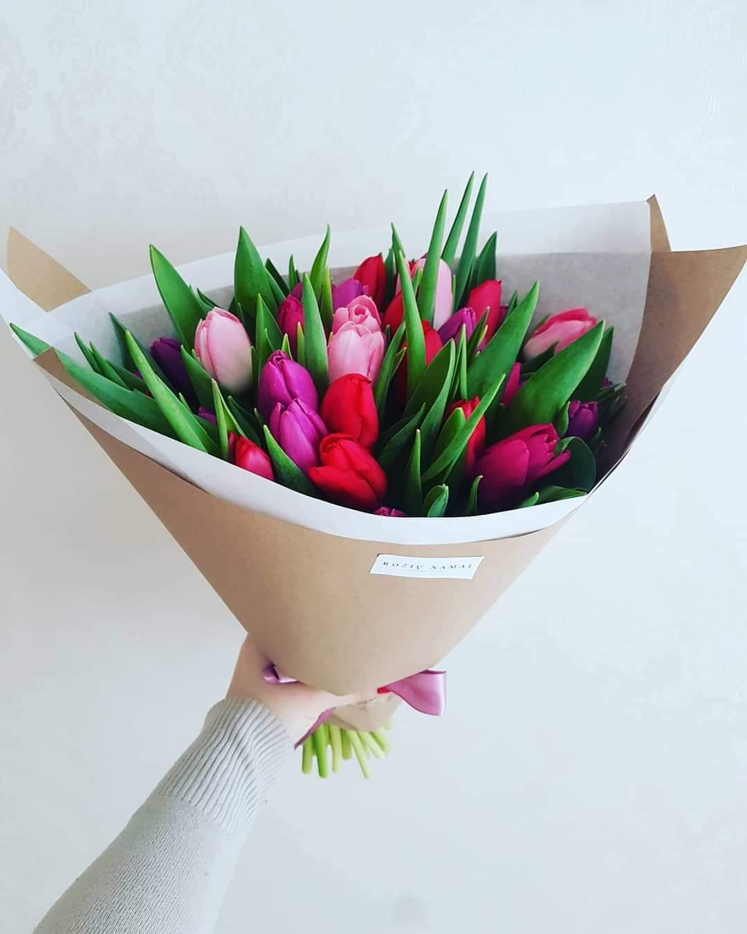 Įvairios tulpės / 25 vnt.
