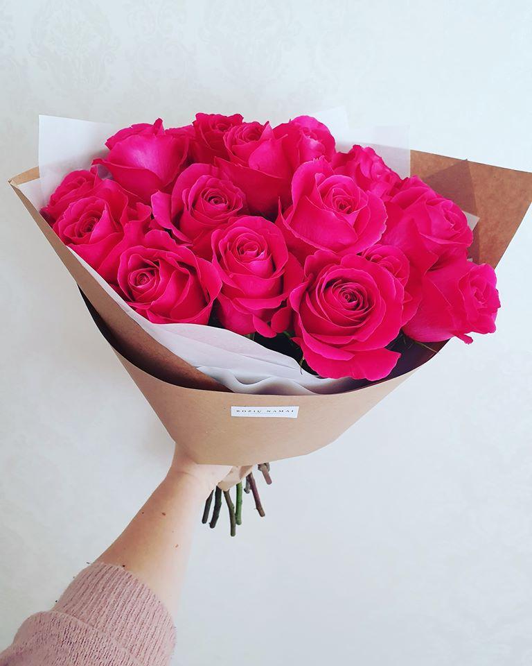 Rožinės rožės / Pink Floyd