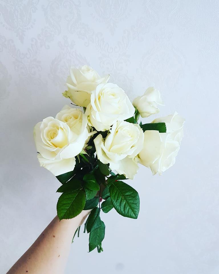 Private: Baltos rožės