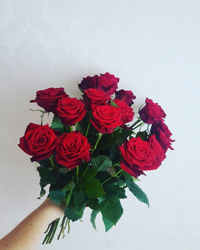 Private: Raudonos rožės